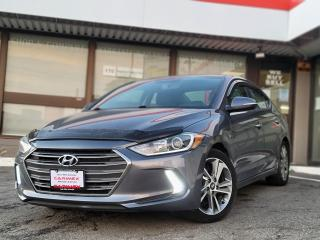 Used 2017 Hyundai Elantra Limited NAVI | BSM | LEATHER | SUNROOF | INFINITY SOUND for sale in Waterloo, ON