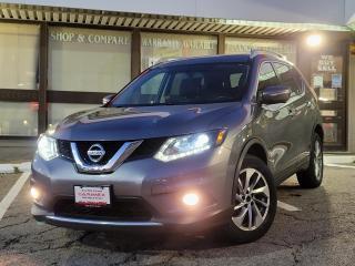 Used 2015 Nissan Rogue SL BSM | NAVI | SUNROOF | BOSE for sale in Waterloo, ON