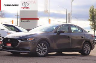 Used 2019 Mazda MAZDA3 GS LUXURY, AWD, LEATHER SEATS, ANDROID AUTO, APPLE CARPLAY, HEATED SEATS, SUNROOF, BLIND SPOT for sale in Orangeville, ON