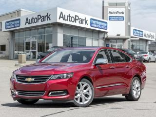 Used 2020 Chevrolet Impala Premier NAVIGATION|BACKUP CAM|BOSE AUDIO|PANO ROOF|LEATHER for sale in Mississauga, ON