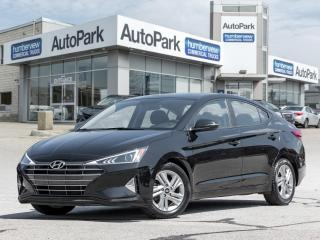 Used 2020 Hyundai Elantra Preferred w/Sun & Safety Package SUNROOF|BACKUP CAM|HEATED SEATS|ALLOYS for sale in Mississauga, ON