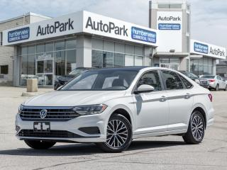 Used 2020 Volkswagen Jetta Highline SUNROOF|LEATHER|BACKUP CAM for sale in Mississauga, ON