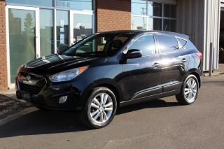 Used 2013 Hyundai Tucson Limited AWD - LOW KM - NAVIGATION for sale in Saskatoon, SK