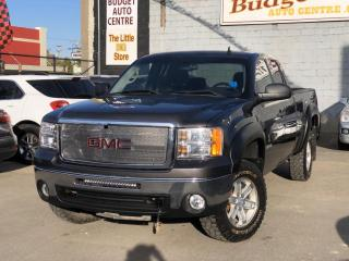 Used 2011 GMC Sierra 1500 SLE 4X4, CRUISE CONTROL,  A/C,  AUX & MORE for sale in Saskatoon, SK