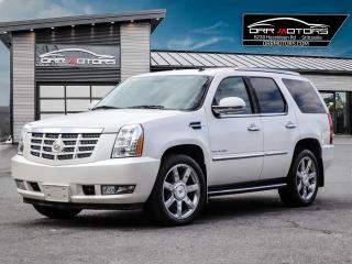 Used 2011 Cadillac Escalade LOW KMS ESCALADE! for sale in Stittsville, ON