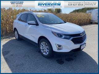 Used 2019 Chevrolet Equinox 1LT ONE OWNER | NAVIGATION SYSTEM | POWER SUNROOF | TRUE NORTH PACKAGE for sale in Wallaceburg, ON