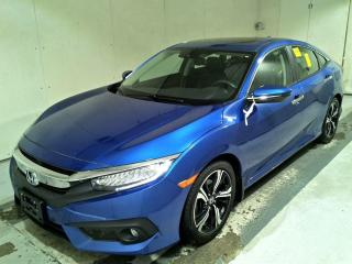 Used 2017 Honda Civic TOURING ***PENDING SALE*** for sale in Kitchener, ON