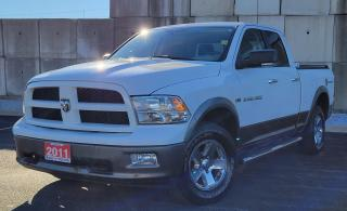 Used 2011 Dodge Ram 1500 SLT for sale in Sarnia, ON