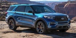 New 2021 Ford Explorer ST for sale in Brockville, ON