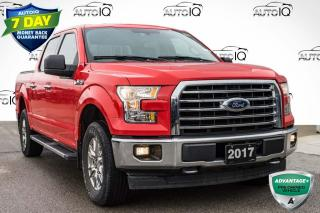 Used 2017 Ford F-150 XLT LOW MILEAGE CREW CAB for sale in Innisfil, ON