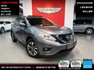 Used 2016 Nissan Murano for sale in Oakville, ON