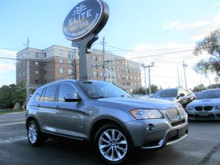 Used 2011 BMW X3 AWD 4dr 35i for sale in Burlington, ON