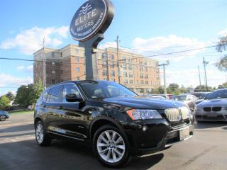 Used 2013 BMW X3 AWD 4dr 35i for sale in Burlington, ON