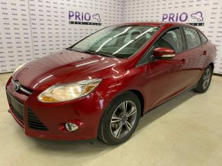 Used 2014 Ford Focus 4DR SDN SE for sale in Ottawa, ON