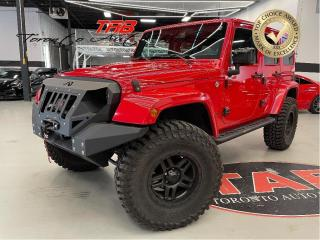 Used 2015 Jeep Wrangler Unlimited UNLIMITED SAHARA I NAVI I ALPINE I COMING SOON for sale in Vaughan, ON