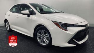 Used 2019 Toyota Corolla Hatchback SE *APPLE CARPLAY - REAR CAMERA - HEATED SEATS* for sale in Winnipeg, MB