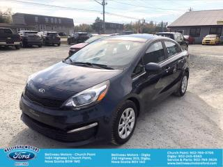 Used 2016 Kia Rio LX for sale in Church Point, NS