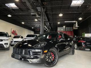 Used 2017 Porsche Macan GTS !! ACC !! PDK !! CONNECT PLUS !! PREM PLUS !!! for sale in North York, ON