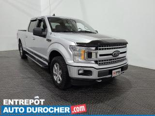 Used 2019 Ford F-150 XLT 4X4 Caméra de recul - Climatiseur for sale in Laval, QC