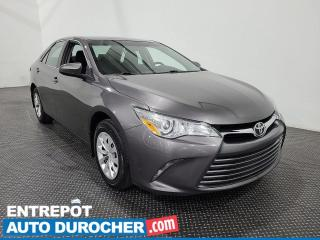 Used 2016 Toyota Camry LE Sièges chauffants - Climatiseur for sale in Laval, QC