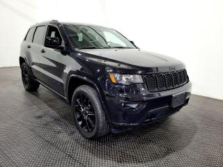 Used 2018 Jeep Grand Cherokee Altitude IV 4X4 Cuir - Toit ouvrant - Navigation for sale in Laval, QC