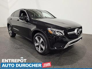 Used 2019 Mercedes-Benz GL-Class GLC 300 TURBO Cuir - Toit ouvrant - Navigation for sale in Laval, QC
