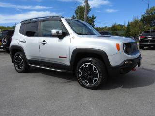 Used 2016 Jeep Renegade Trailhawk for sale in Trenton, ON