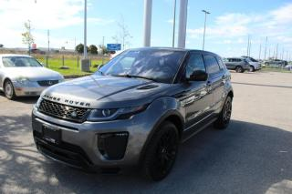 Used 2017 Land Rover Evoque 2.0L R-Dynamic HSE for sale in Whitby, ON