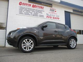 Used 2013 Nissan Juke SL for sale in Swift Current, SK