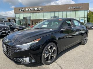 New 2022 Hyundai Elantra Ultimate w/Two-Tone Interior for sale in Port Coquitlam, BC