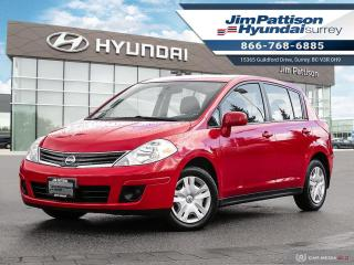 Used 2012 Nissan Versa 1.8 S for sale in Surrey, BC