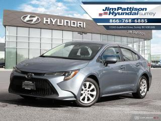 Used 2020 Toyota Corolla LE for sale in Surrey, BC