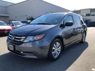 Used 2017 Honda Odyssey SE for sale in North Vancouver, BC