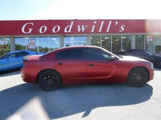 Used 2018 Dodge Charger VEHICLE WRAPPED! FACTORY COLOUR; DESTROYER GREY! for sale in Aylmer, ON