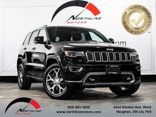 Used 2018 Jeep Grand Cherokee Sterling Edition/NAV/BACKUP CAM/BLIND SPOT/SUNROOF for sale in Vaughan, ON