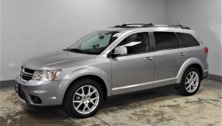 Used 2015 Dodge Journey R/T for sale in Kitchener, ON
