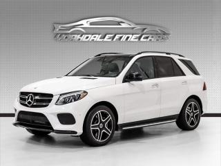Used 2018 Mercedes-Benz GLE-Class GLE 400 4MATIC Night Edition, AMG Pkg, Navi, Camera, Loaded for sale in Concord, ON