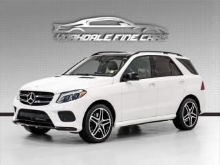 Used 2018 Mercedes-Benz GLE-Class GLE400 4MATIC AMG Pkg, 21
