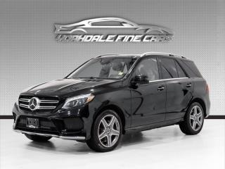 Used 2018 Mercedes-Benz GLE-Class GLE 400 4MATIC Intelligent Drive Pkg, AMG Pkg, No Accidents for sale in Concord, ON