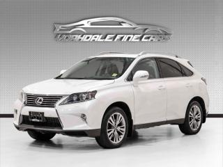Used 2015 Lexus RX 350 AWD Navigation, Camera, Wood Steering, One Owner! for sale in Concord, ON