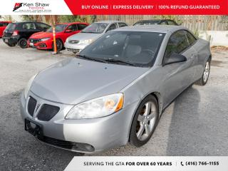 Used 2007 Pontiac G6 for sale in Toronto, ON