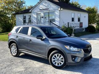 Used 2013 Mazda CX-5 AWD GS Sunroof Backup Cam Navi BSM Bluetooth for sale in Sutton, ON