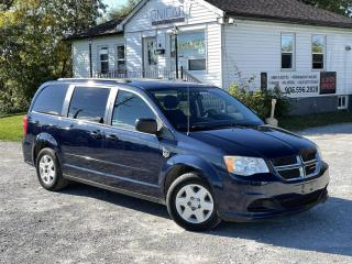 Used 2012 Dodge Grand Caravan No-Accidents LOW KMS StowNGo Bluetooth Power Group A/C for sale in Sutton, ON