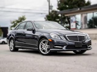 Used 2012 Mercedes-Benz E-Class E350 |NAV|PANOROOF|BACKUP|LOW KM |GREAT CONDITION for sale in North York, ON