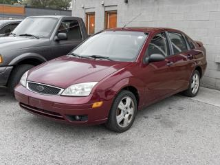 Used 2006 Ford Focus ZX4 S AS-IS! for sale in London, ON