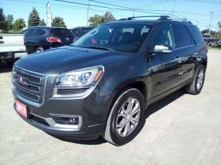 Used 2013 GMC Acadia SLT-1 FWD for sale in Leamington, ON