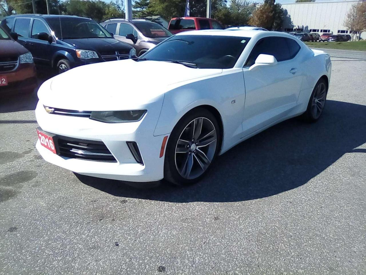 2016 Chevrolet Camaro RS COUPE