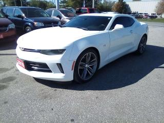 Used 2016 Chevrolet Camaro RS COUPE for sale in Leamington, ON