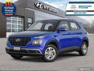 New 2022 Hyundai Venue Preferred  - $144 B/W for sale in Brantford, ON