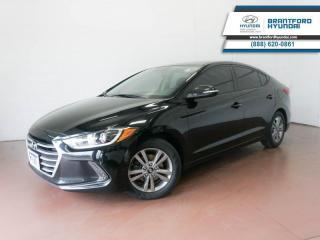 Used 2018 Hyundai Elantra BLUETOOTH | BACK UP CAM | HTD SEATS  - $98 B/W for sale in Brantford, ON
